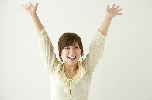woman_banzai