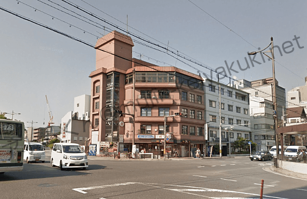 プロミス京都お客様サービスプラザの外観