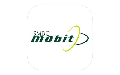 SMBCモビット公式スマホアプリのアイコン