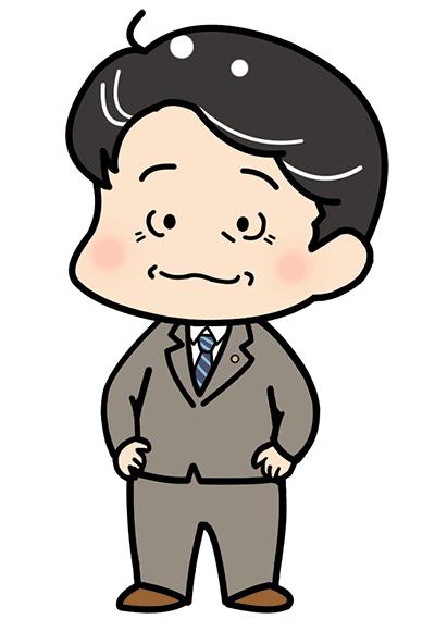金田くんのパパ